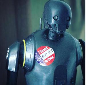voting-robot